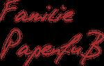 Familie Papenfuß - Unterschrift