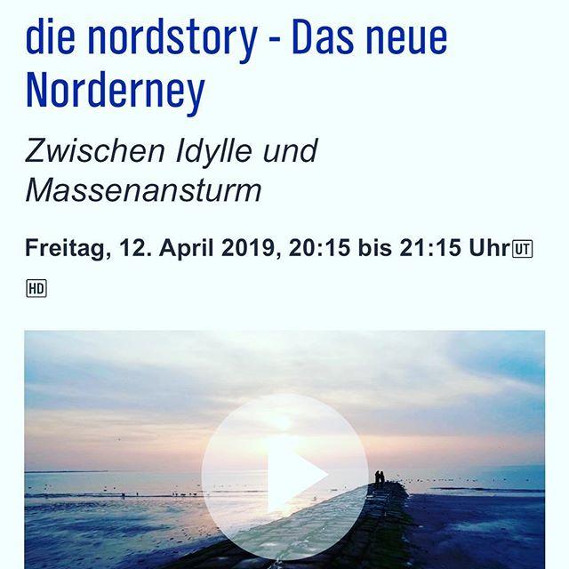 Heute - Das neue Norderney - Zwischen Idylle und MassenansturmFreitag, 12. April 2019, 20:15  #norderney #ndr #reportage #urlaub #strand